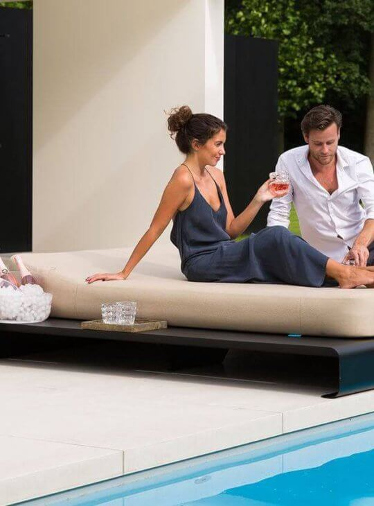 Lucille Outdoor Daybeds