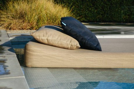 Emma Grey Lounger Cushion