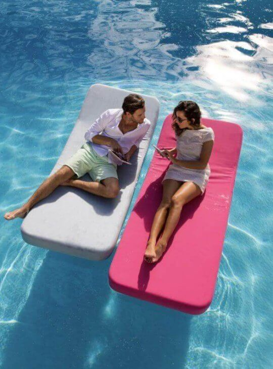 Jackie Floating Loungers