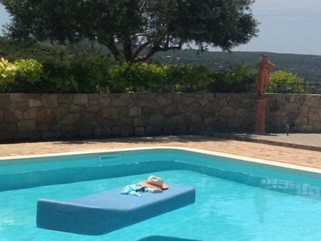 floating lounger Jackie at Dunas Lifestyle