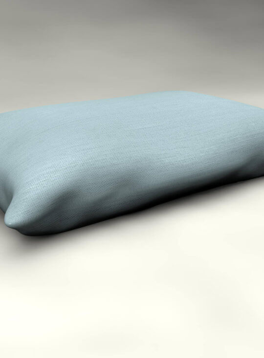 Elise Lounger Cushion Blue