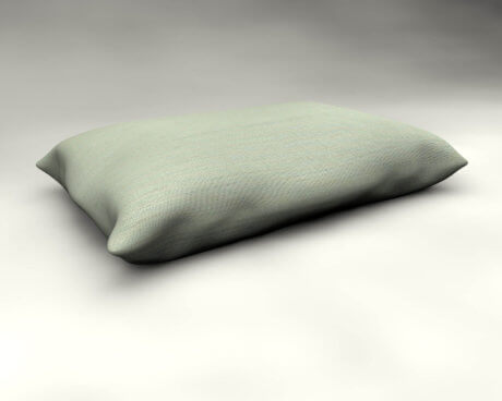 Elise Green Outdoor Cushion