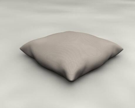 Emma Lounger Cushion Beige