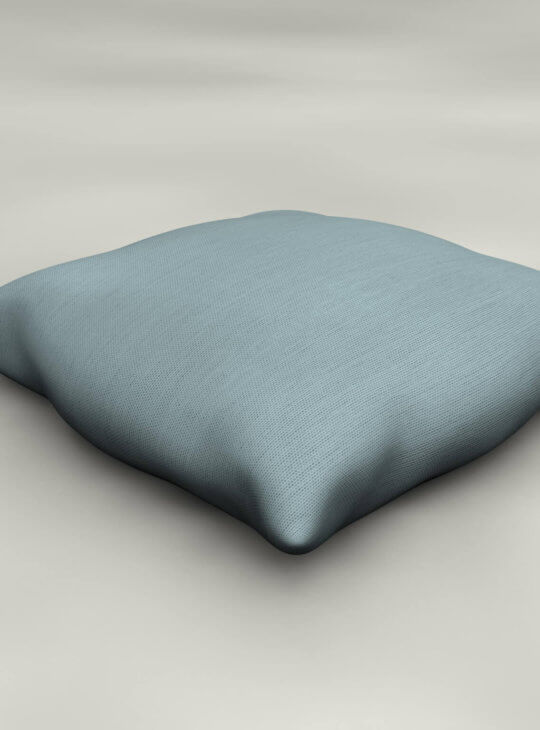 Emma Outdoor Cushion Blue