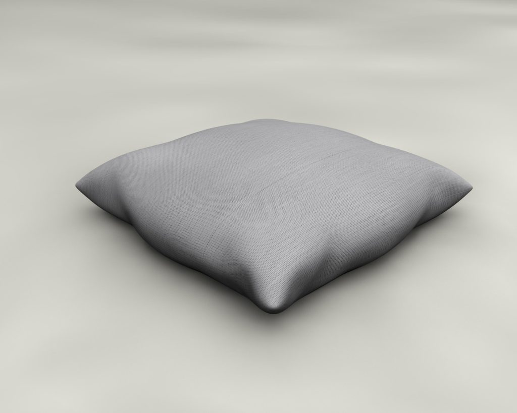 Outdoor pillow by Mr Blue Sky