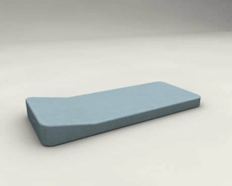 Jackie Regular Blue Floating Lounger