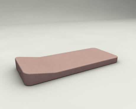 Jackie Regular Floating Lounger Pink