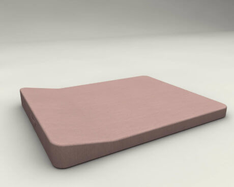 JACKIE TWIN Floating Lounger Pink