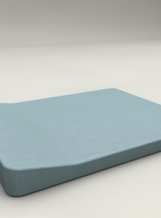 JACKIE TWIN Blue Floating Lounger