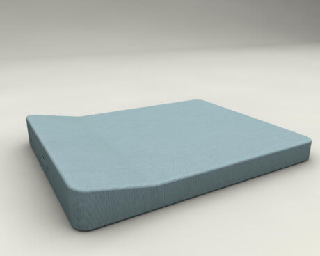 JACKIE TWIN Floating Lounger Extra Soft Blue