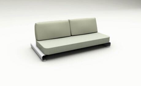Joanne Green Outdoor Sofa