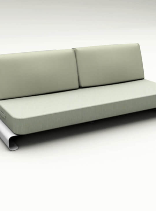 Joanne Green Outdoor Sofa