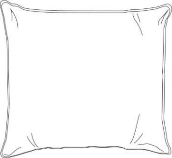 Emma Green Outdoor Cushion